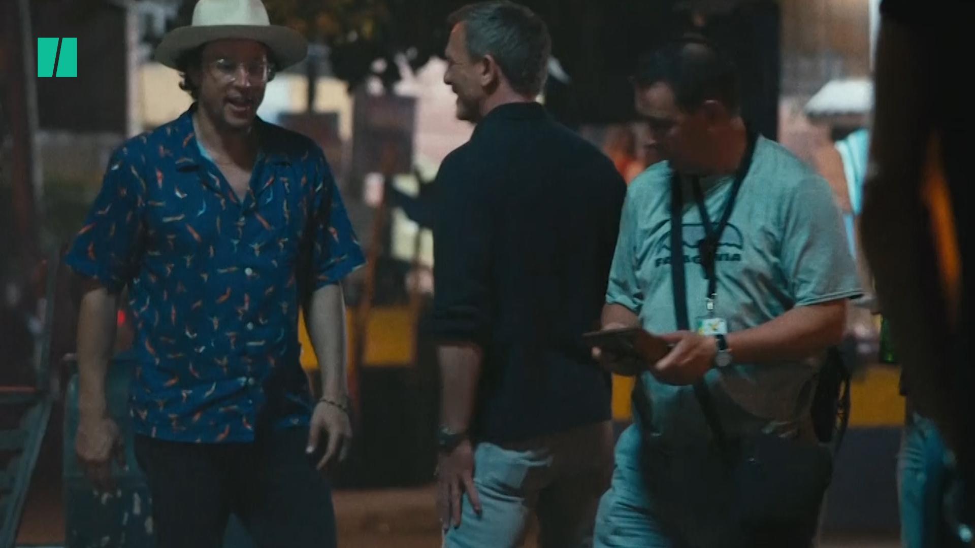 Behind The Scenes In Jamaica On Daniel Craig's Last Bond Shoot