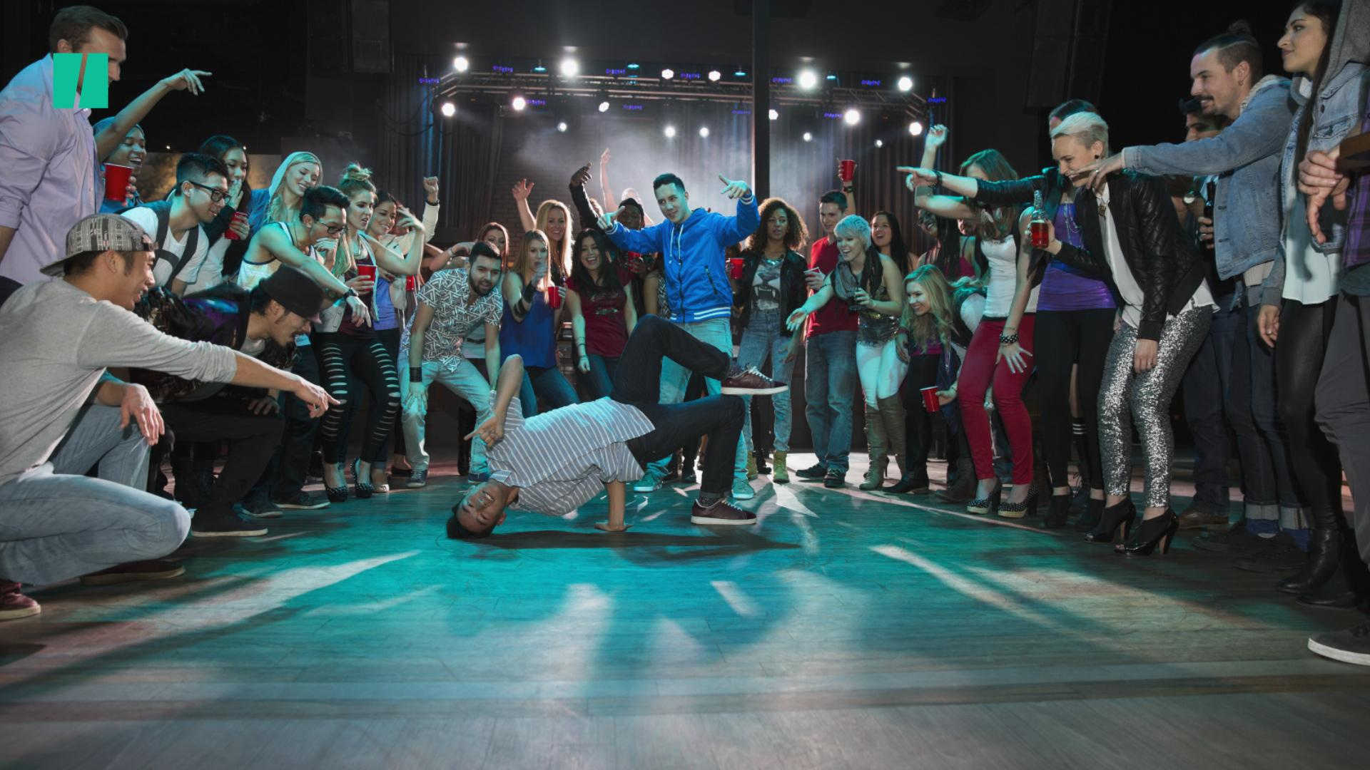 Soon You Could Breakdance Your Way To An Olympic Gold