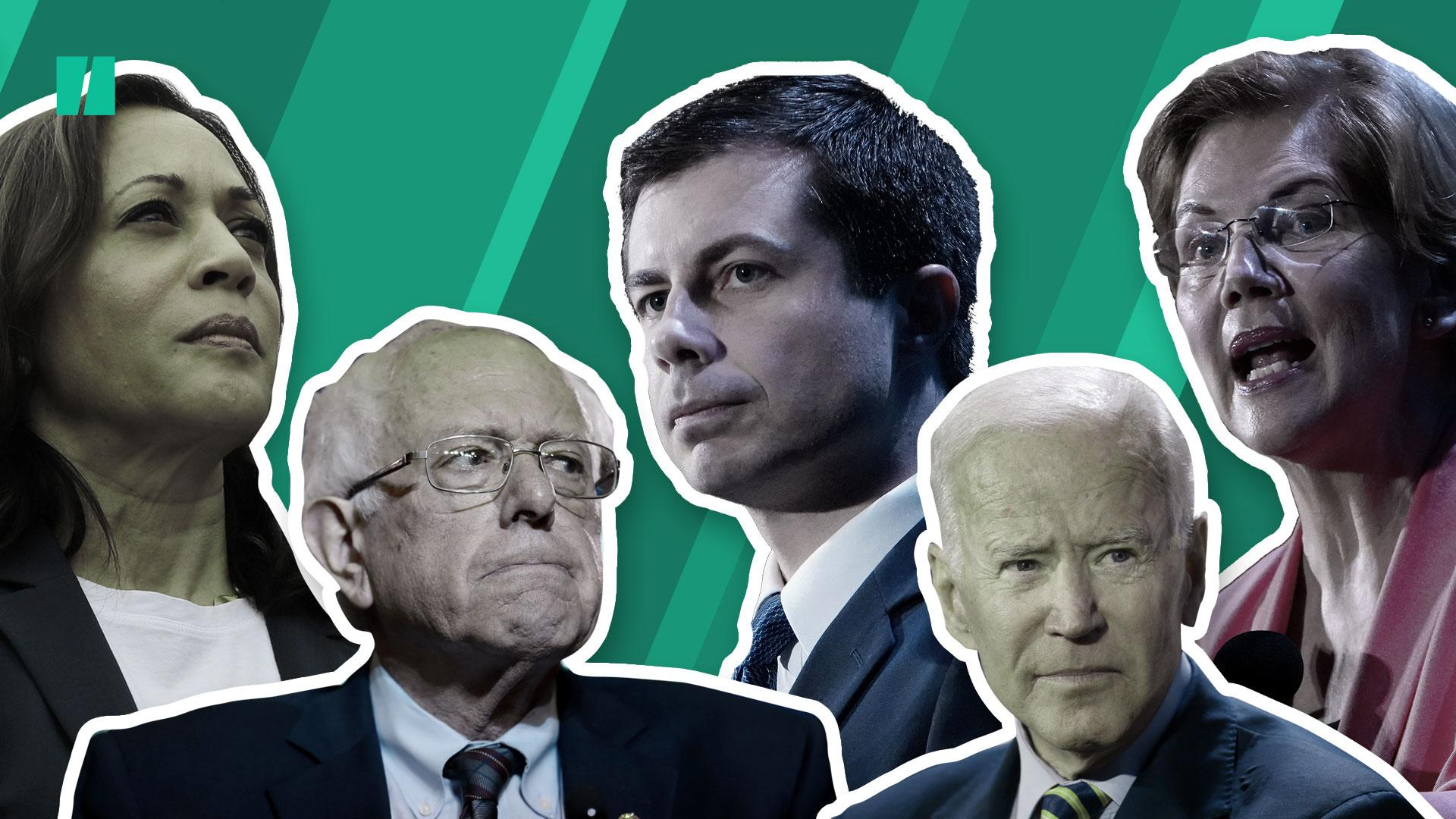 Who Are The Democratic Party Candidates Hoping To Run In 2020?