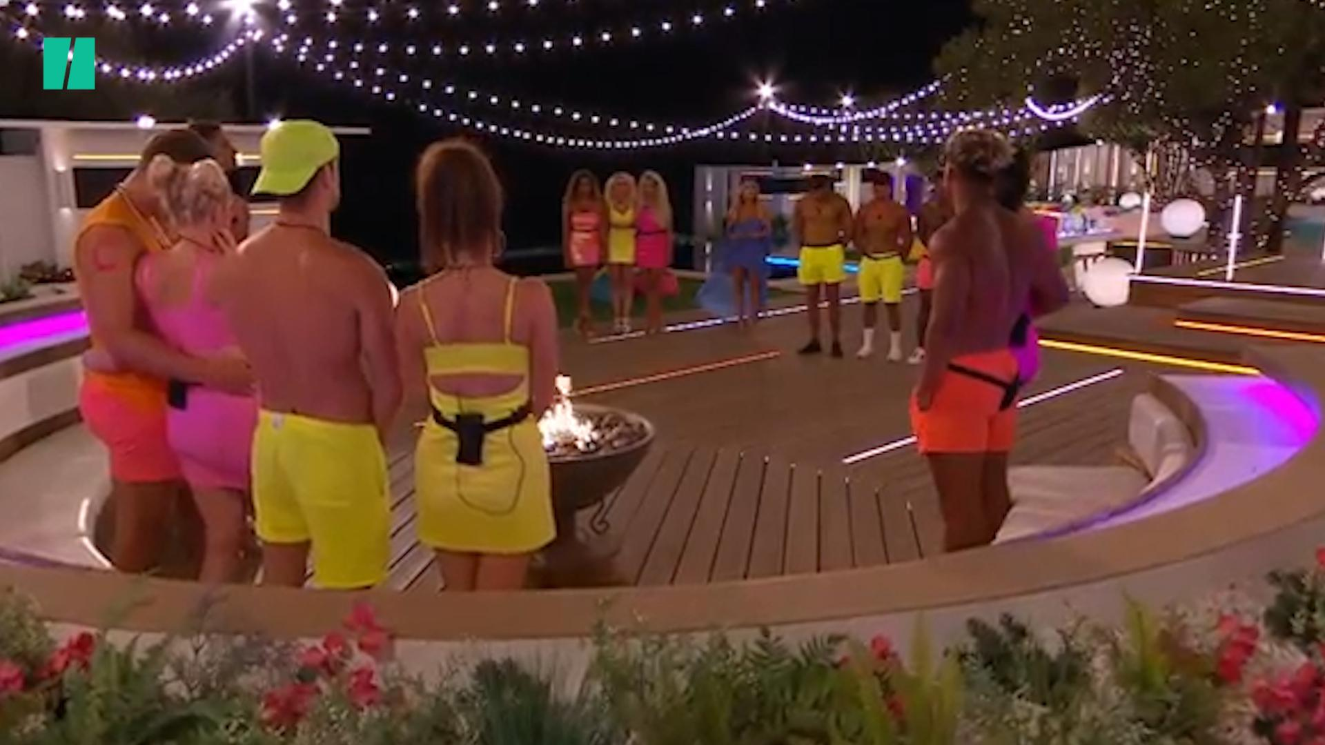 Love Island Unpacked - cover