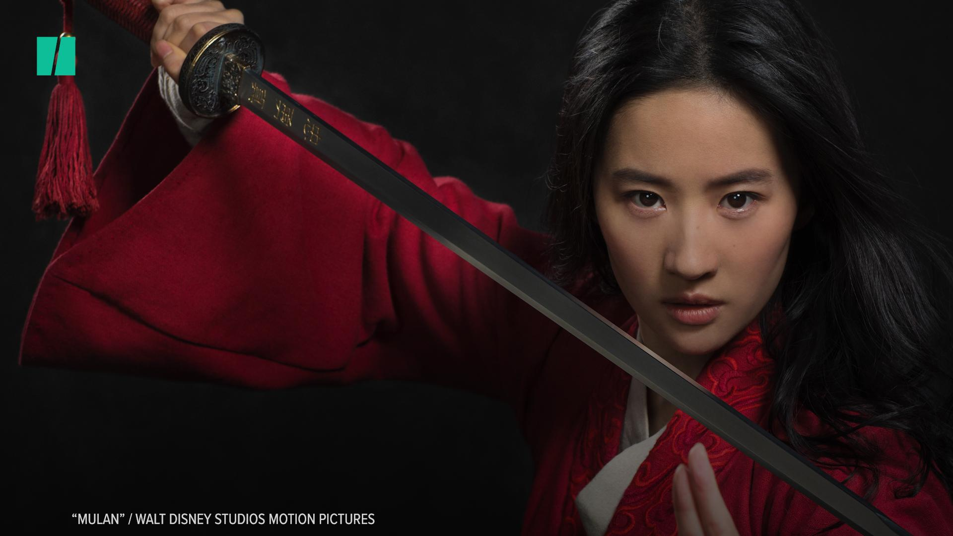 Fans Call For 'Mulan' Boycott After Star Liu Yifei Expresses Support For Hong Kong Police