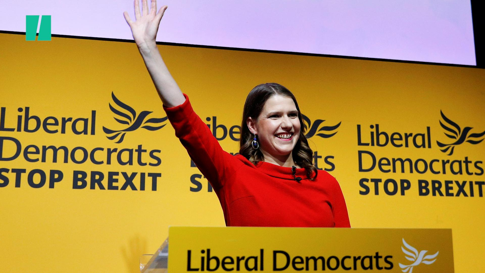 Jo Swinson Is The First Female Leader Of The Liberal Democrats