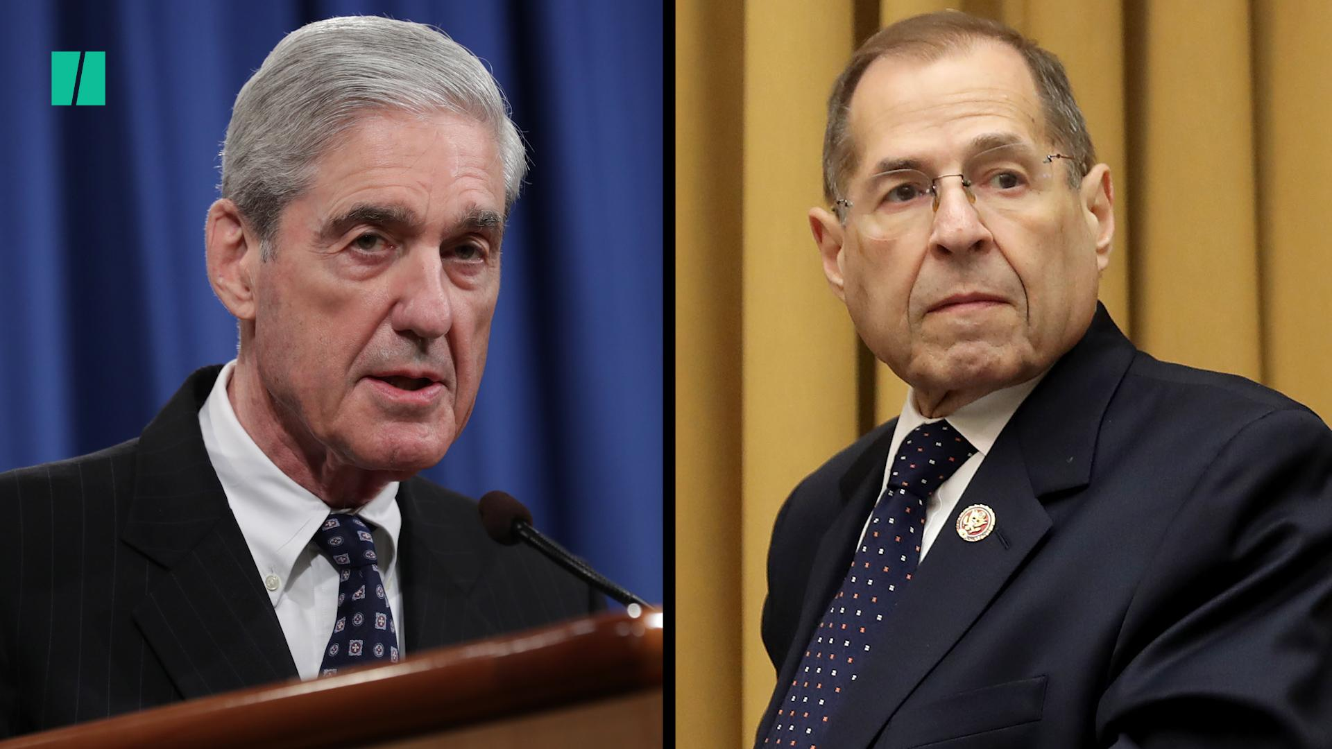 What Democrats Want From Robert Mueller's Testimony