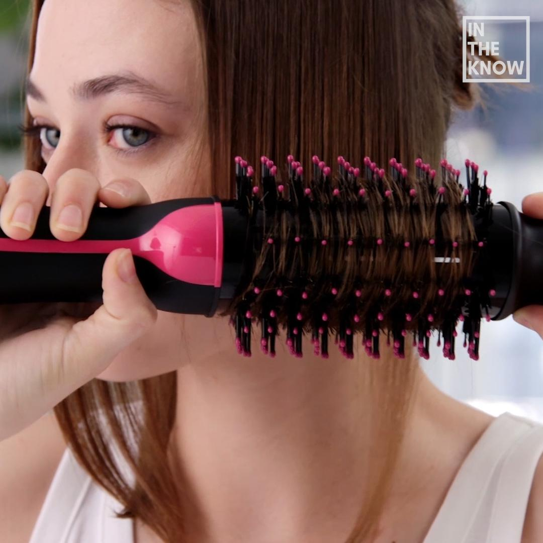 5,000 Amazon users agree that Revlon's One-Step Hair Dryer is 'life changing'