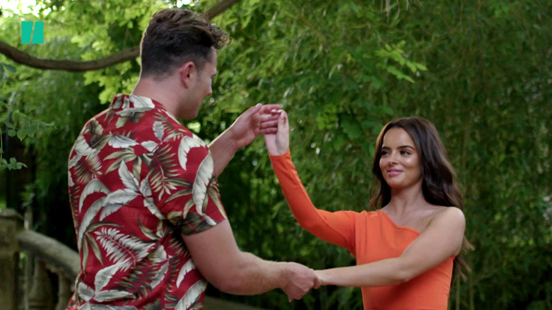 Love Island Unpacked: Ellie Belly Gets More Than She Bargained For As Sexual Tension Reaches Boiling Point