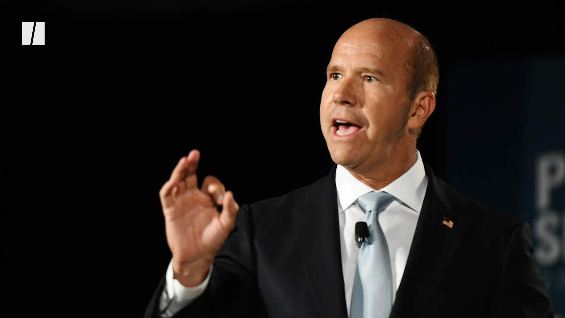 John Delaney Dismisses Criticism That He's Running In the Wrong Primary