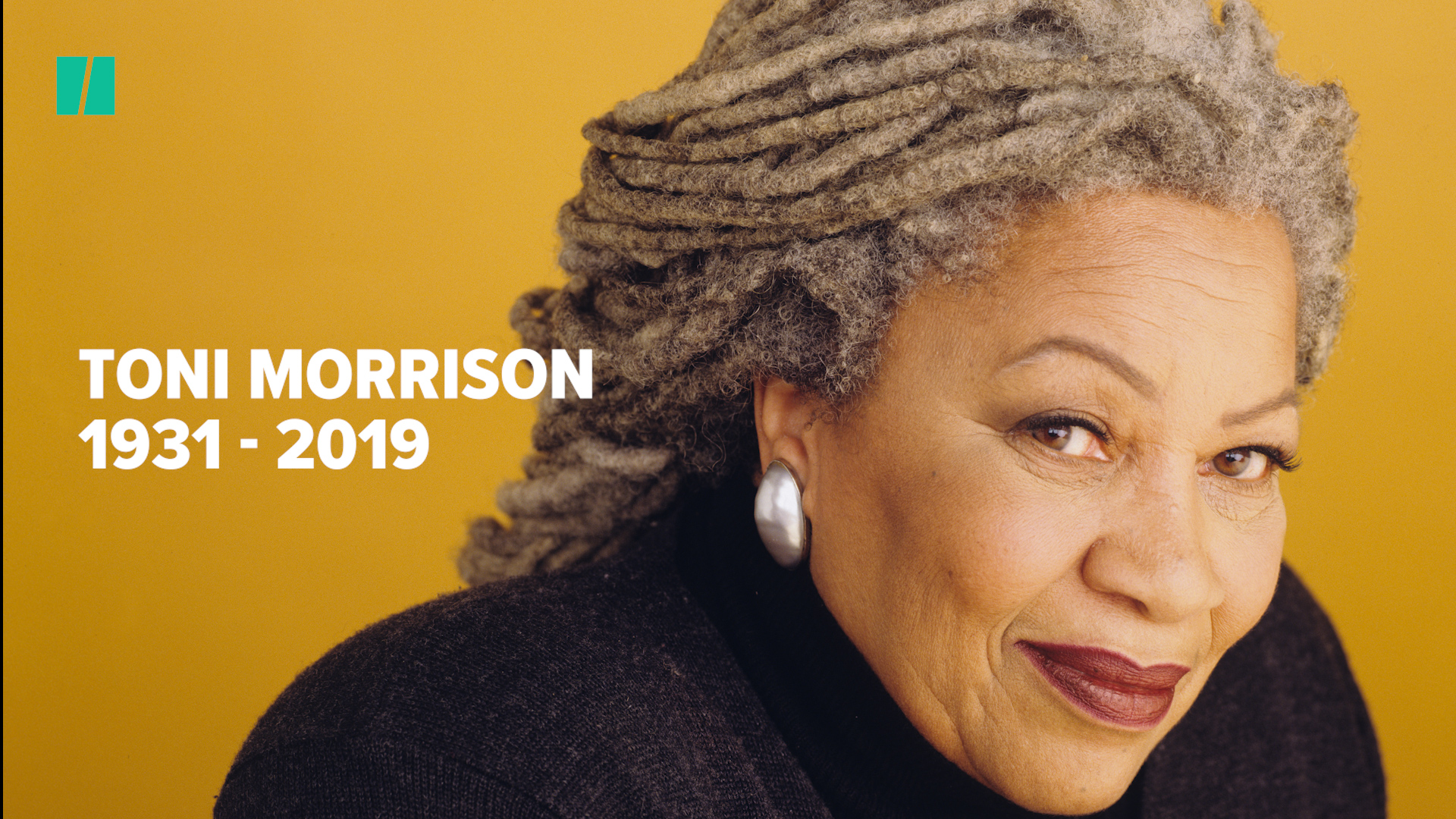 8 Indispensable Pieces Of Work And Career Advice From Toni Morrison