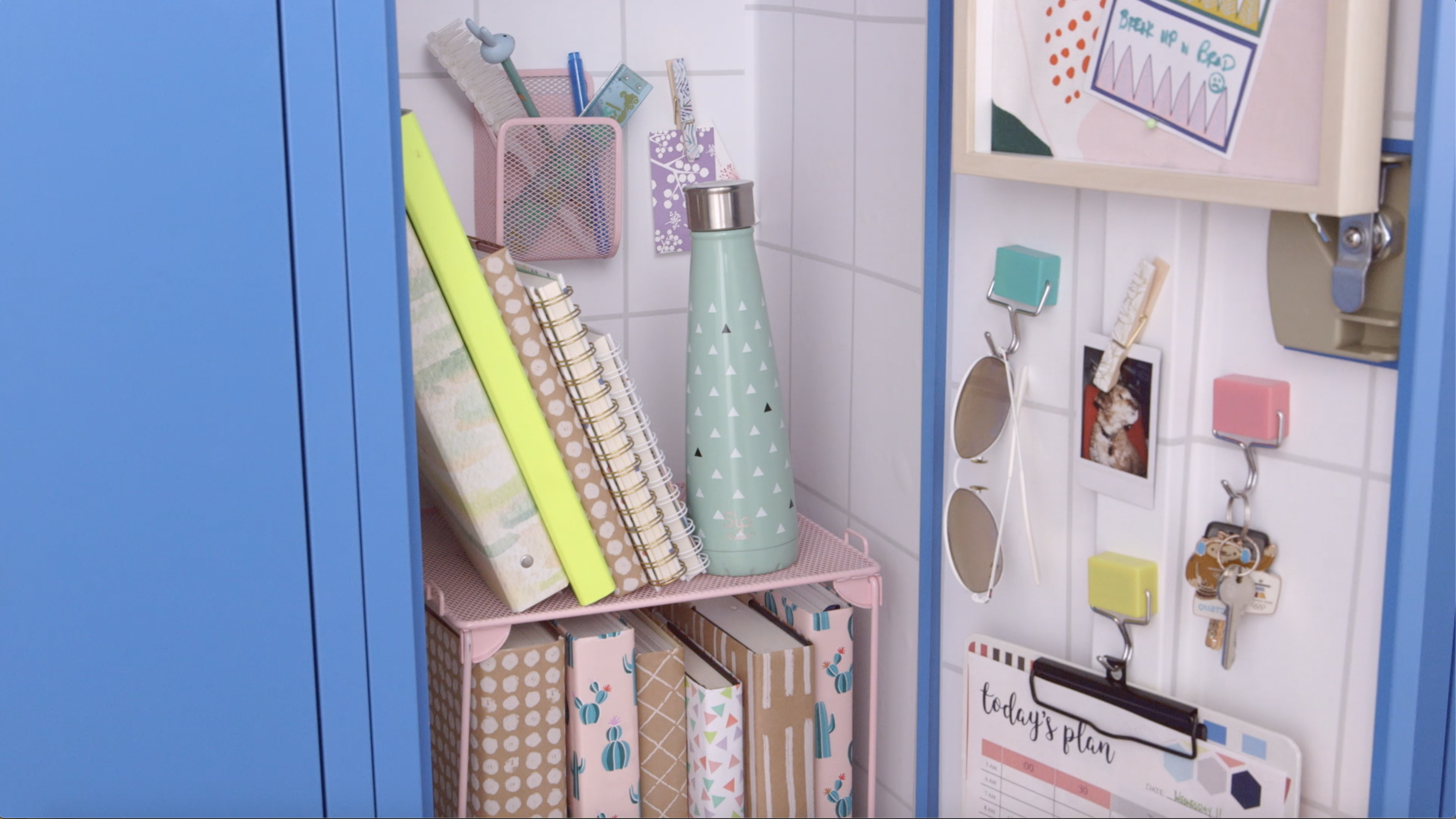 Home Hacks: Get your locker ready for the school year