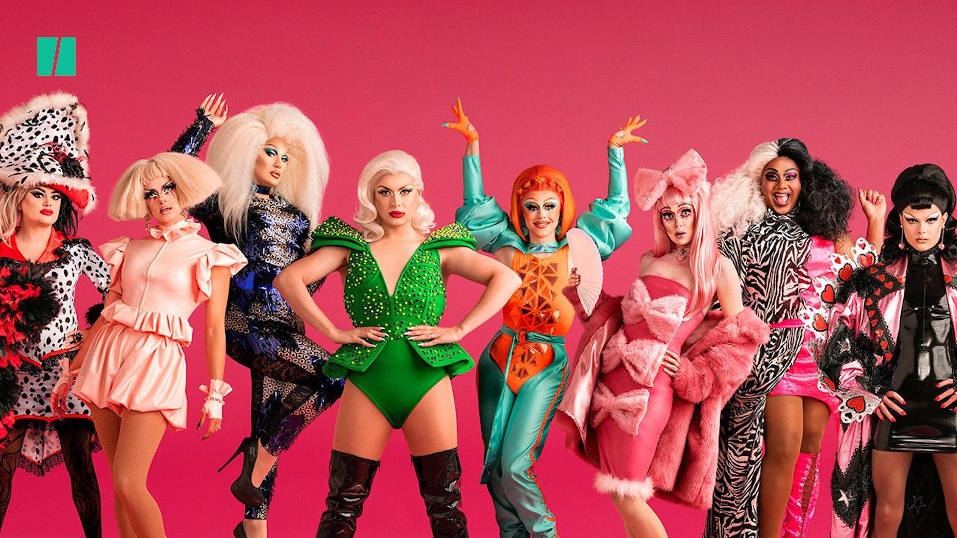 The Queens Of RuPaul's Drag Race UK Revealed