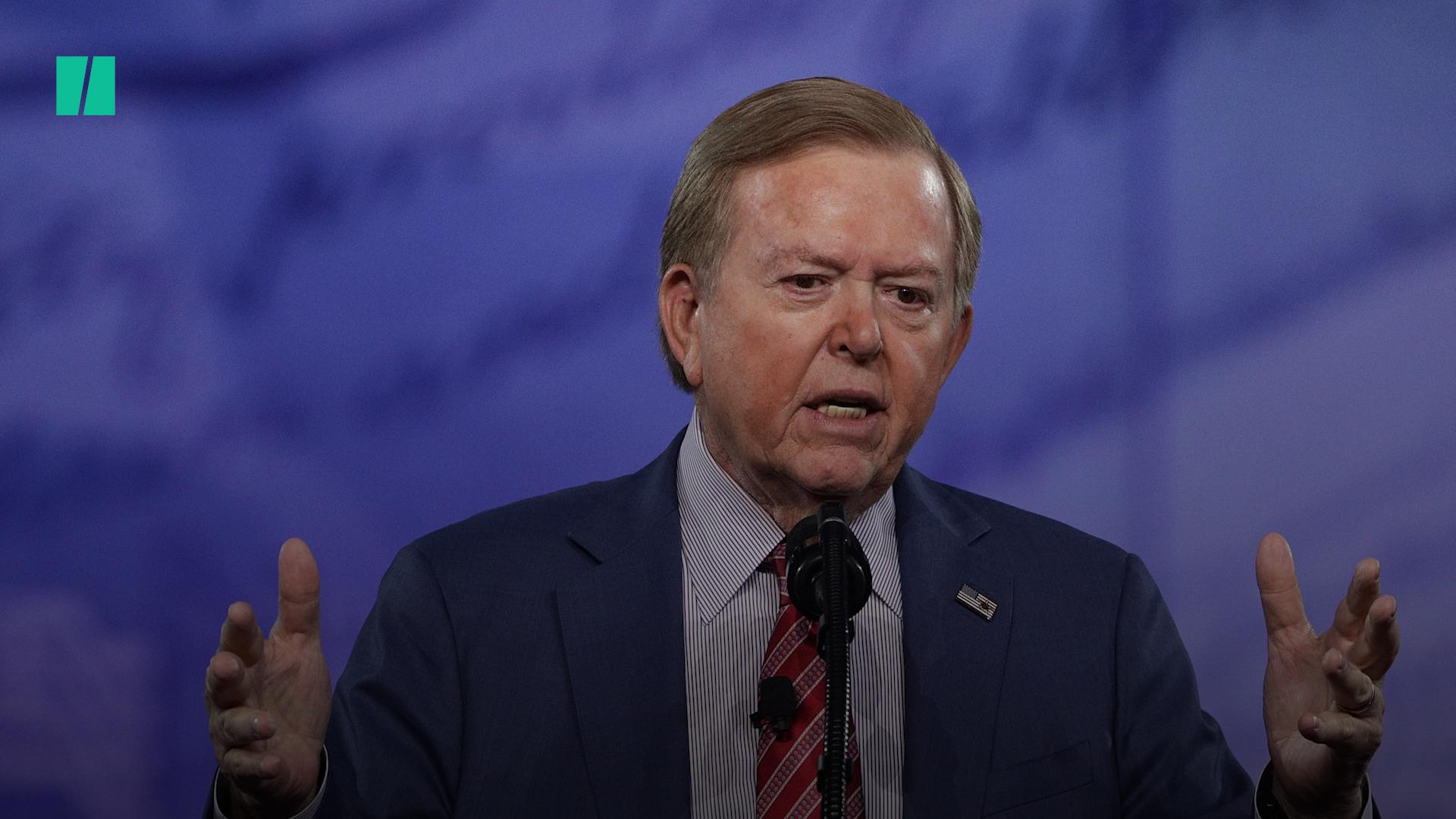 Lou Dobbs Slammed For Using Anti-Semitic 'Tentacles' Trope To Describe George Soros