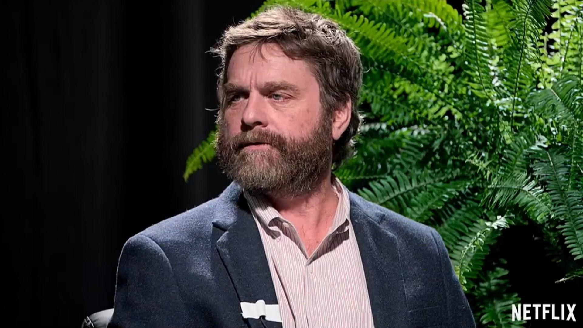 Zach Galifinakis Apologizes For Calling Bradley Cooper A 'Hot Idiot'