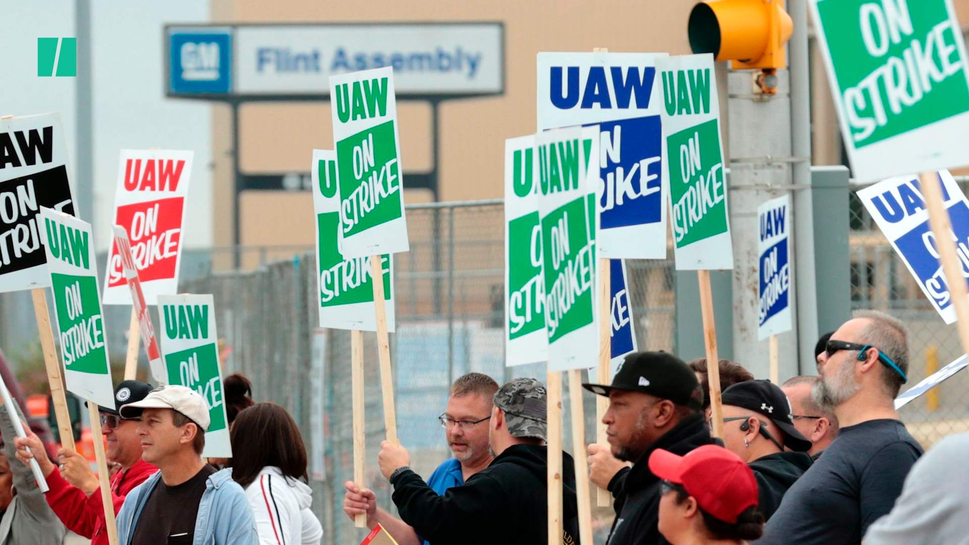 The Real Reason General Motors Workers Are On Strike Nationwide