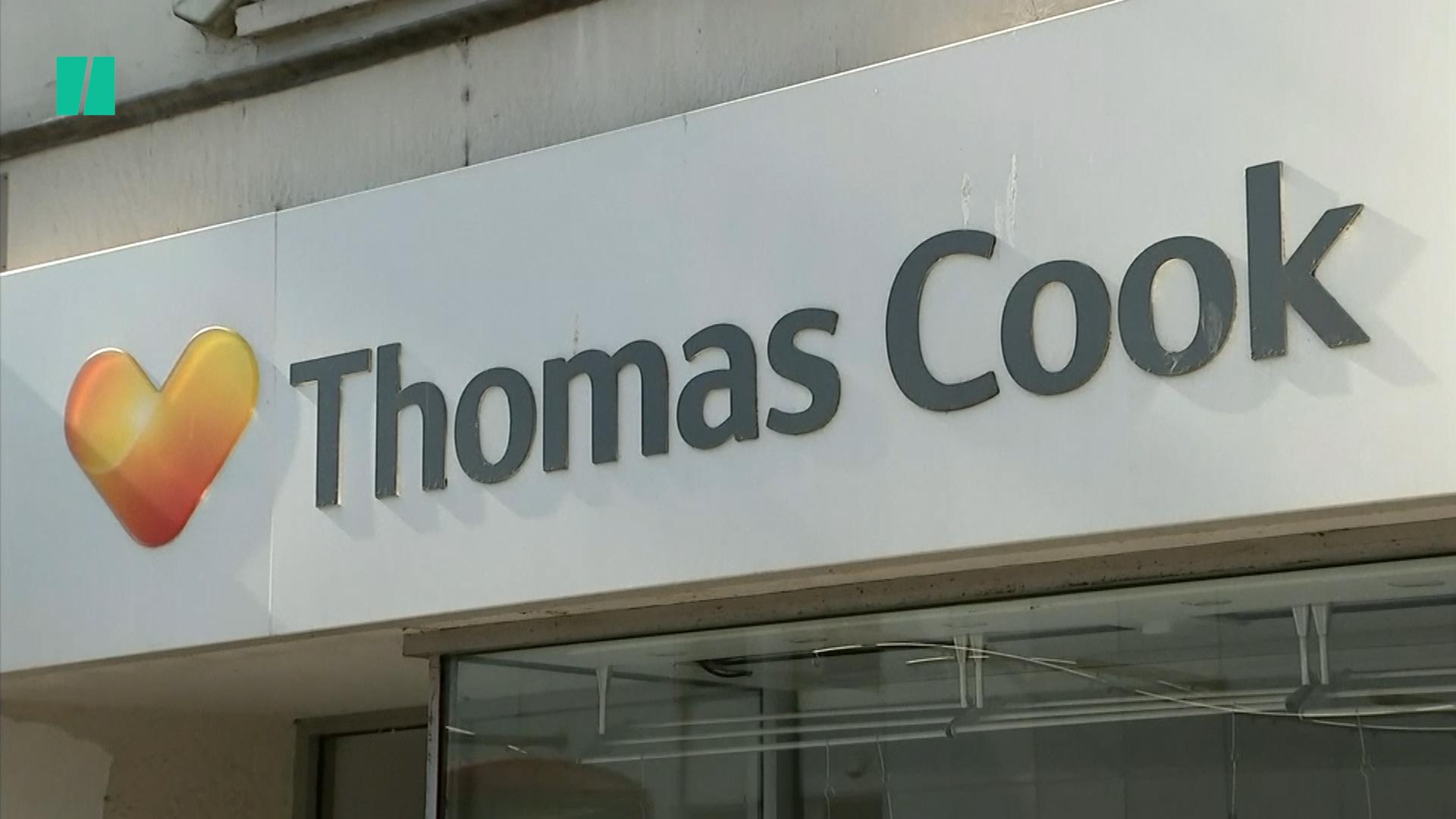 Thomas Cook Collapses As More Than 150,000 Brits Stranded Abroad