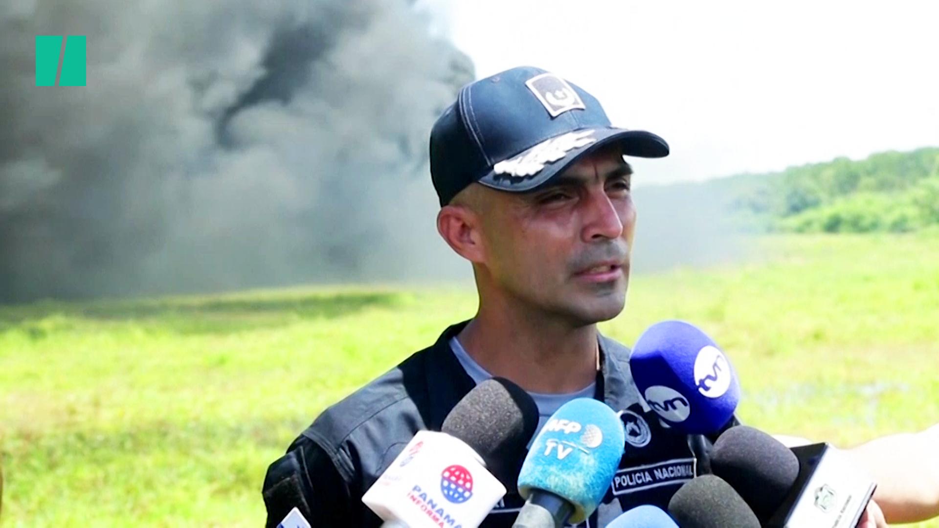 Panama Burns 26 Tonnes Of Illegal Drugs