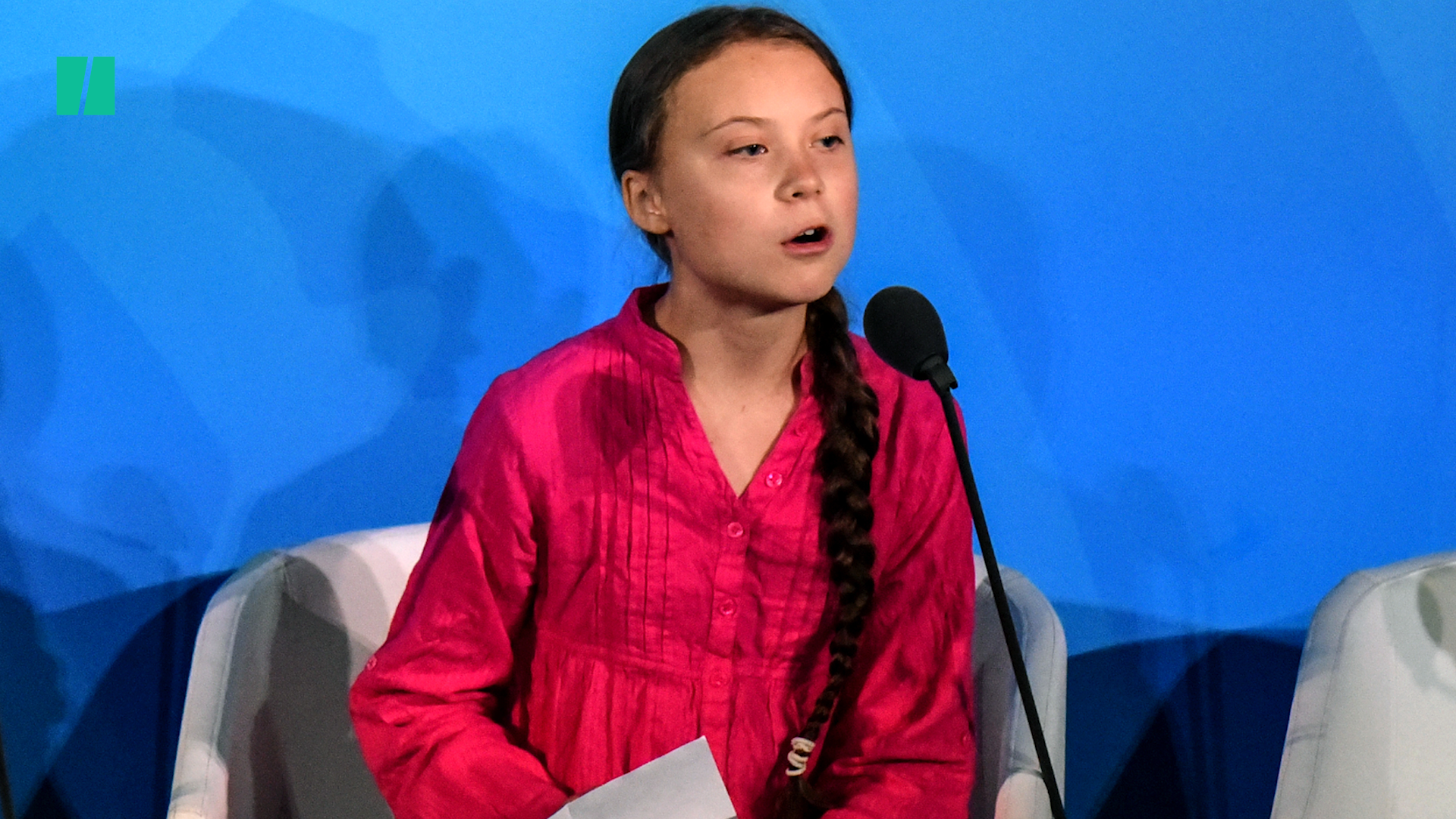 Greta Thunberg To World Leaders At UN: 'You've Stolen My Childhood And Dreams'