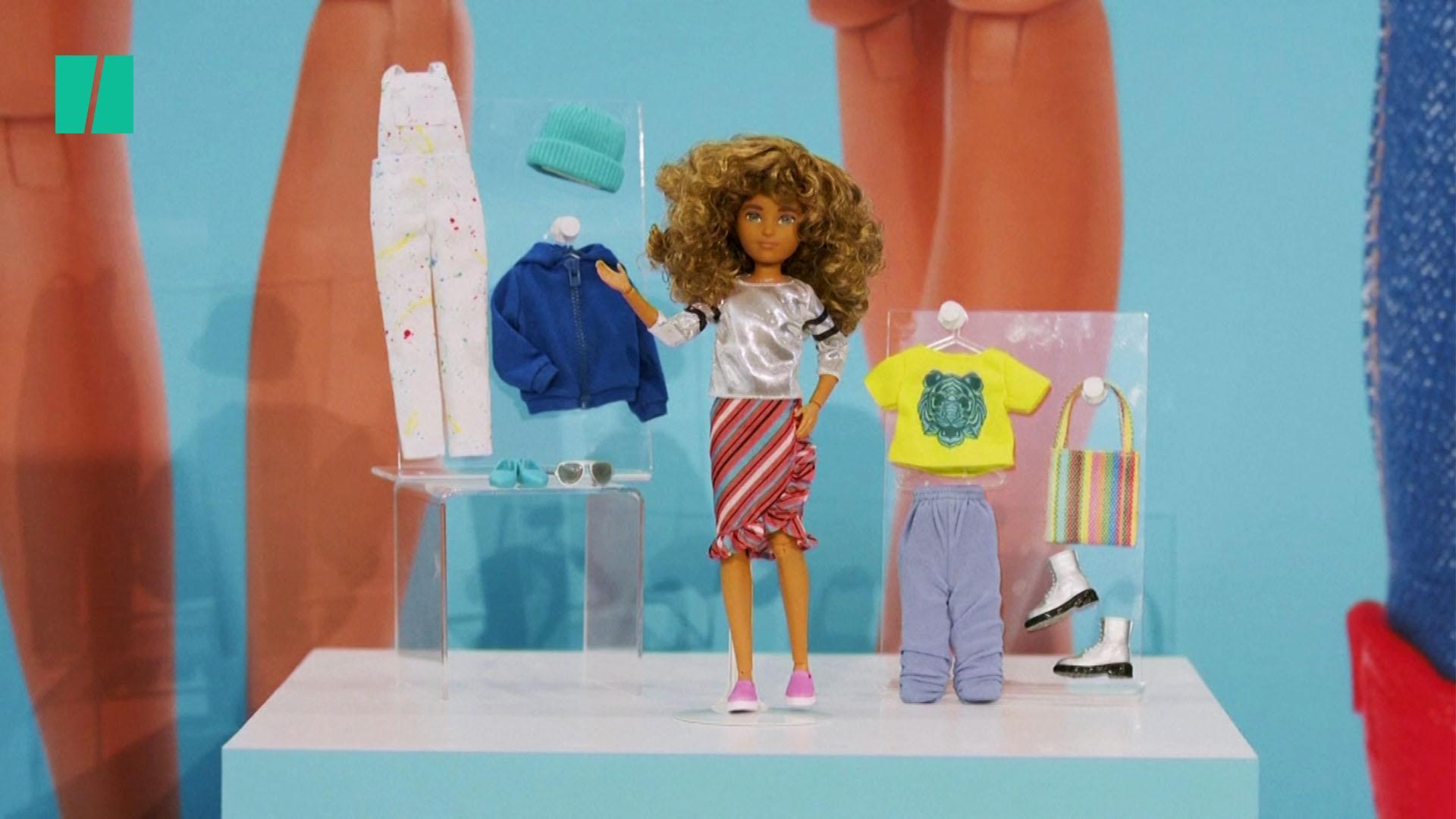 Mattel Unveils 'Creatable World' Line Of Gender-Neutral Dolls