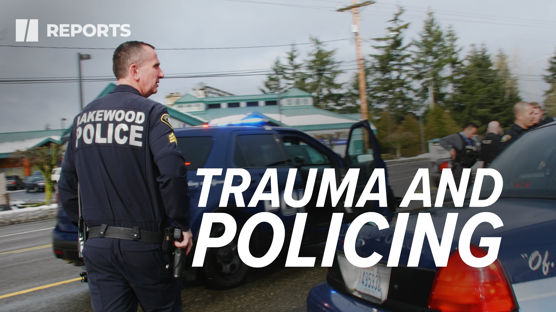Police Departments Struggle To Protect Officers' Mental Health In The Face Of Trauma