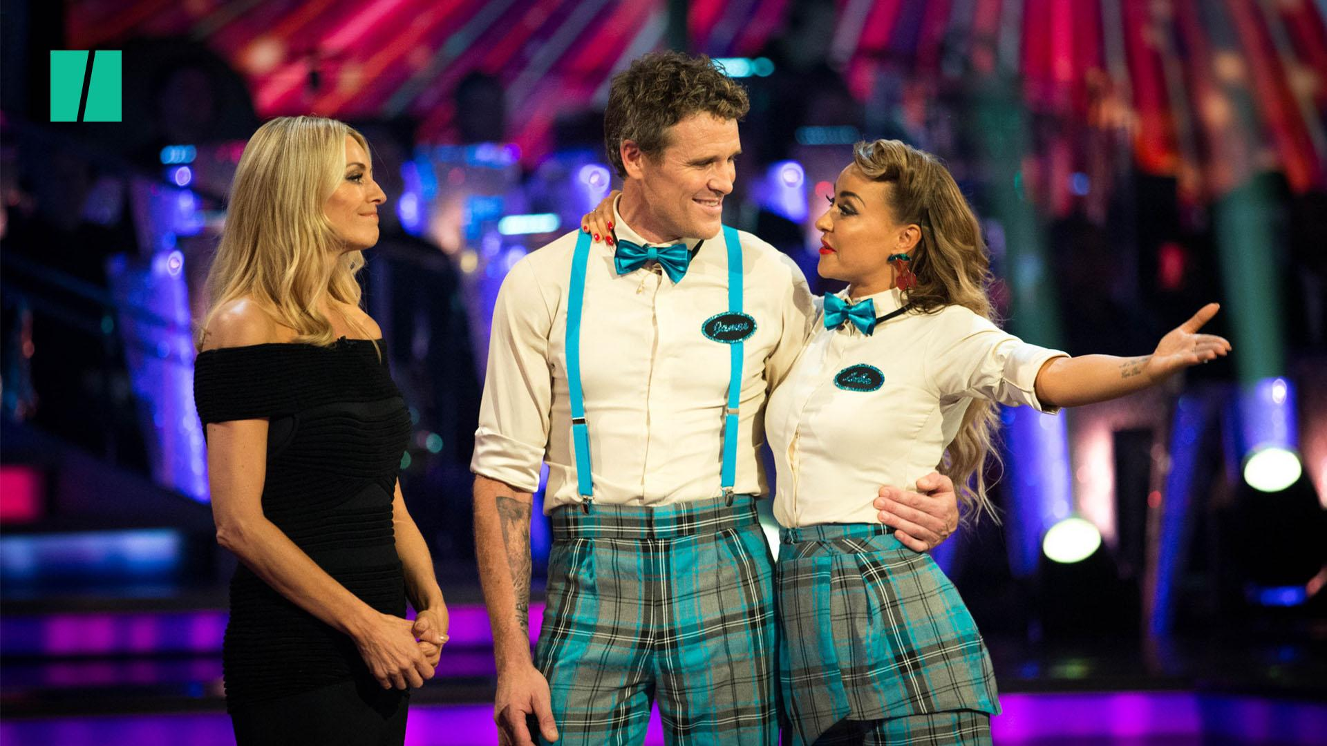 James Cracknell Dismisses Strictly Come Dancing 'Rant' Reports