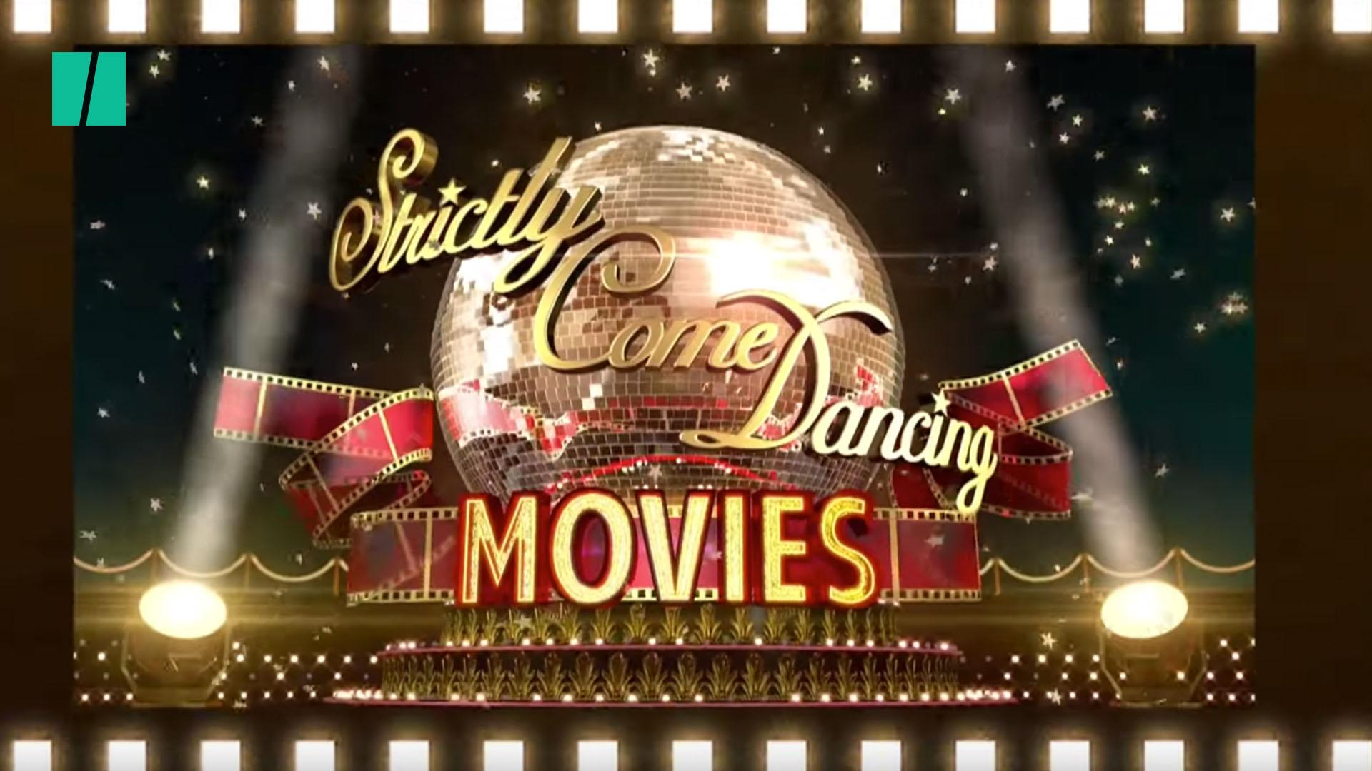 Looking Ahead To Movies Week On Strictly Come Dancing