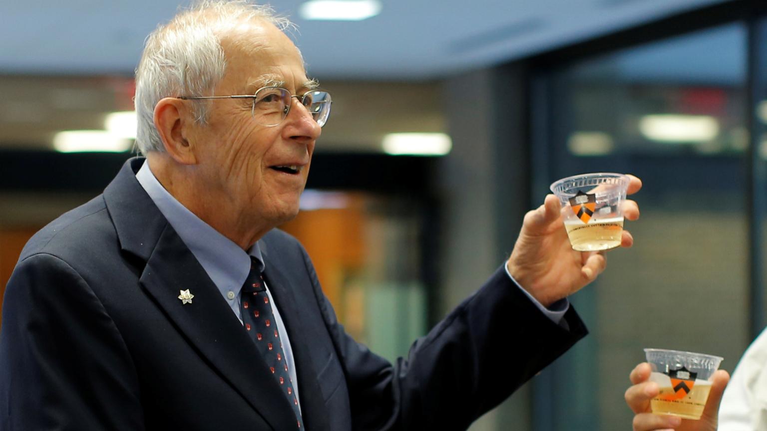 James Peebles, Canadian-Born Scientist, Wins Nobel Prize In Physics