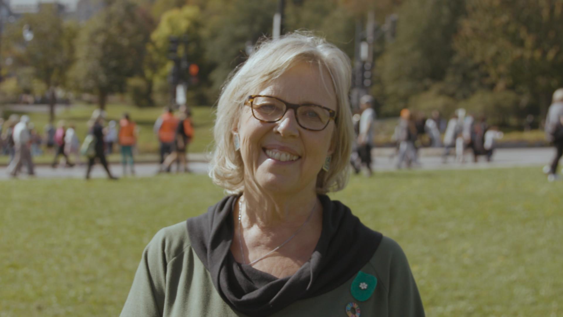 Alex Tyrrell annonce sa candidature pour la direction du Parti vert du Canada