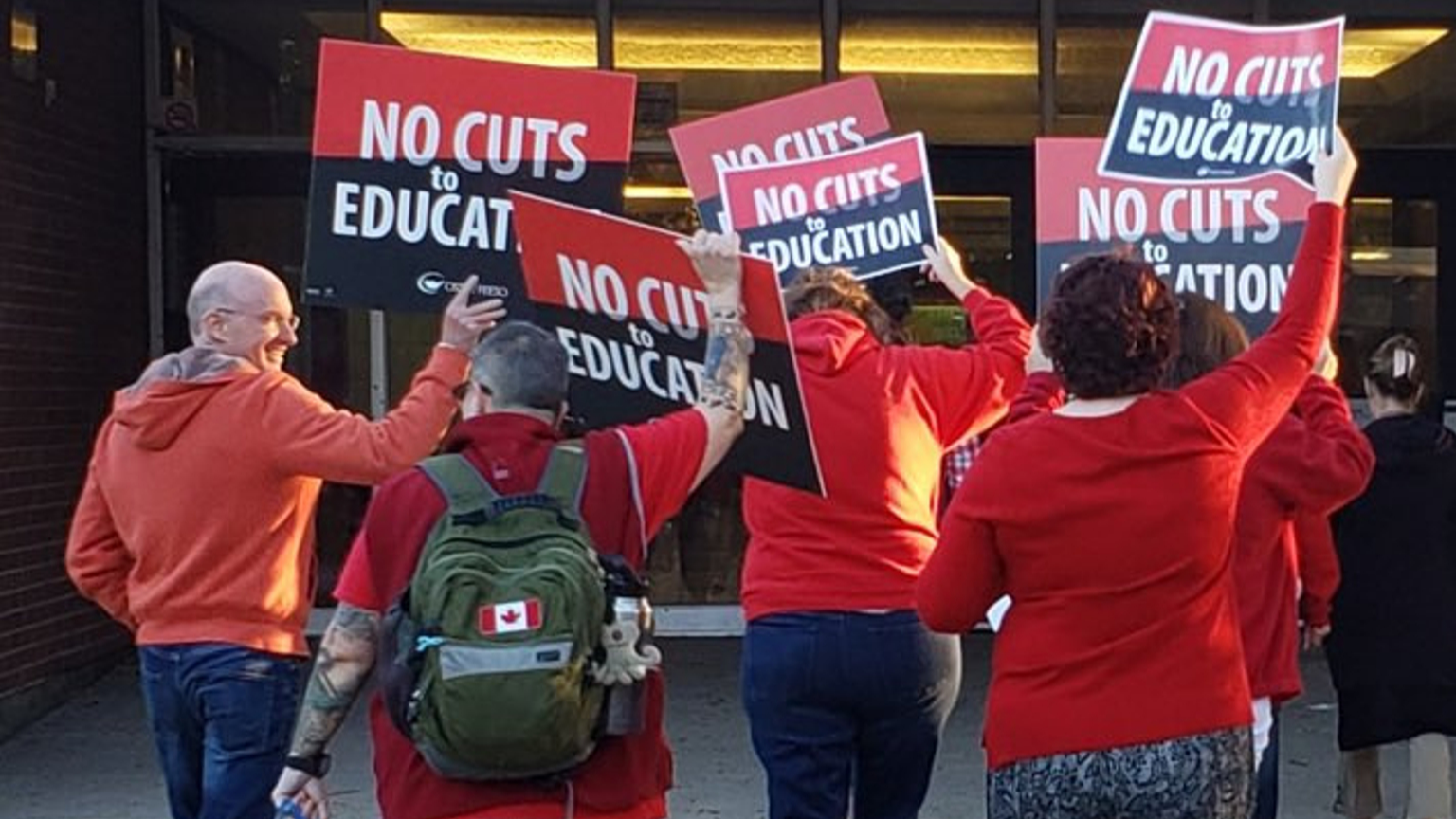 Ontario High School Teachers To Start Strike Votes