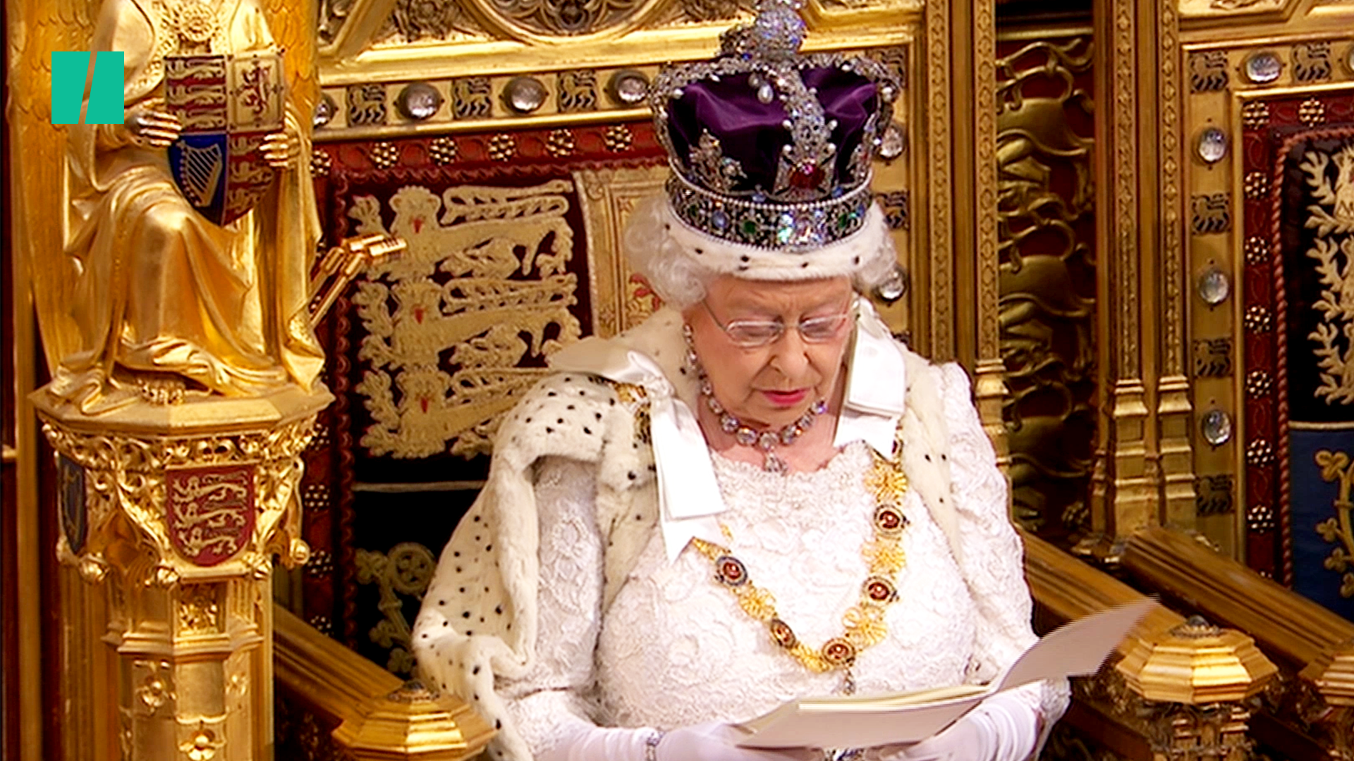 Queen's Speech Will Revive Domestic Abuse Bill And Crack Down On Foreign Criminals
