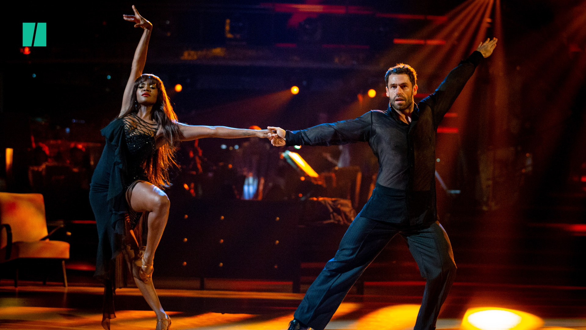Strictly's Kelvin Fletcher And Oti Mabuse Come Clean About Behind-The-Scenes Rows