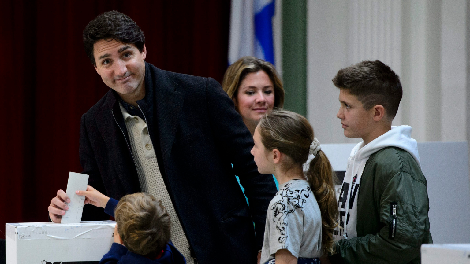 Canada Election Live: Take A Look Behind The Scenes With HuffPost