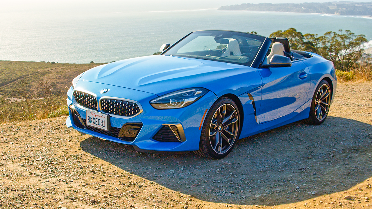 BMW's Z4 M40i is a powerfully fun roadster