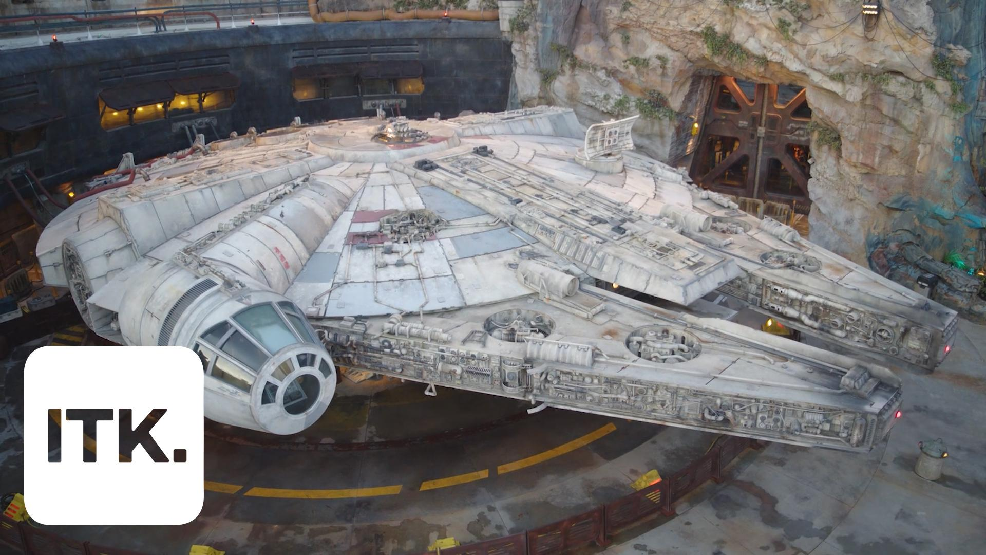 'Star Wars' easter eggs inside Galaxy's Edge: A Disney Imagineer reveals where to look for them