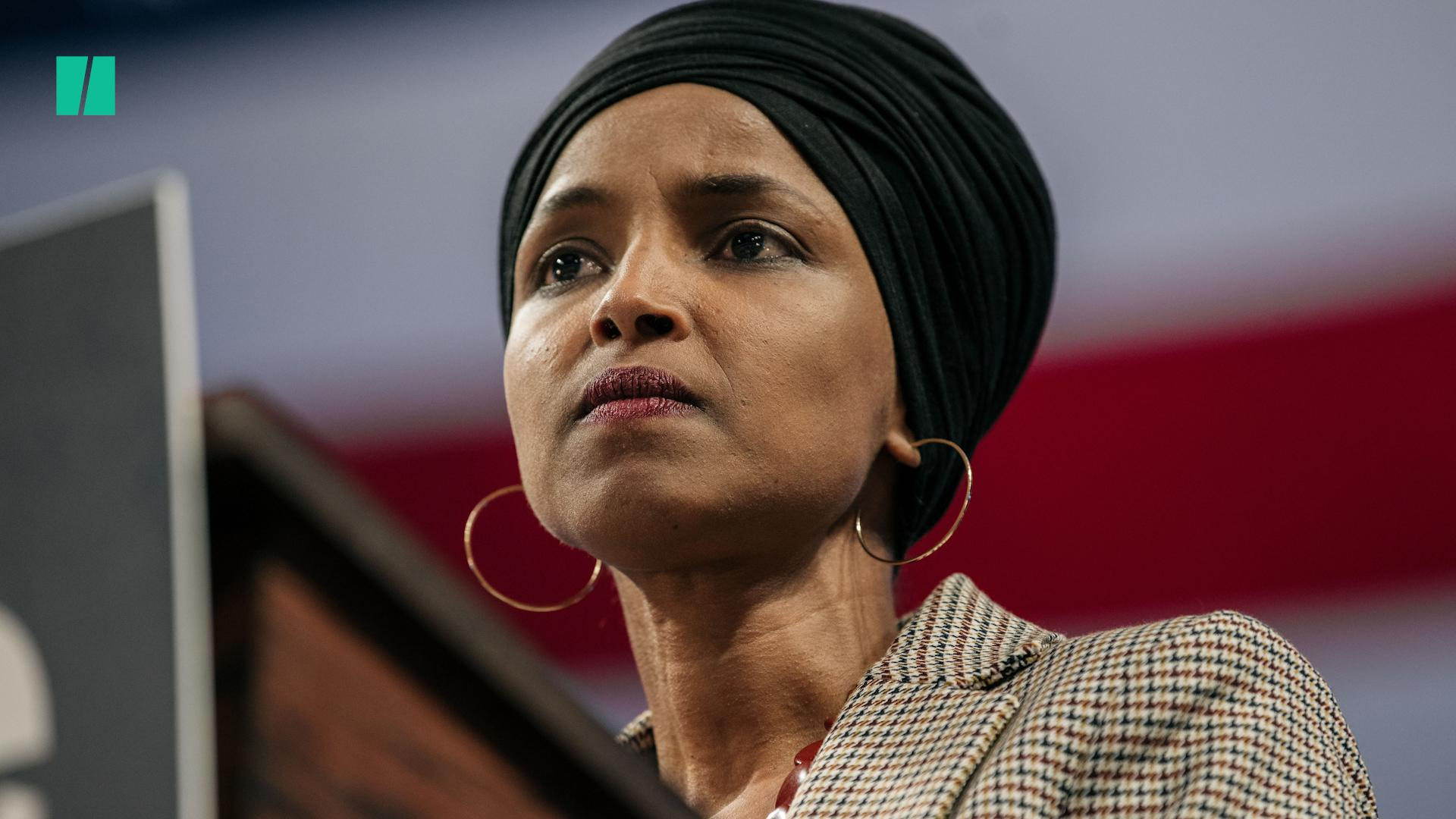 Ilhan Omar Asks Judge For 'Compassion' In Sentencing Man Who Threatened Her Life