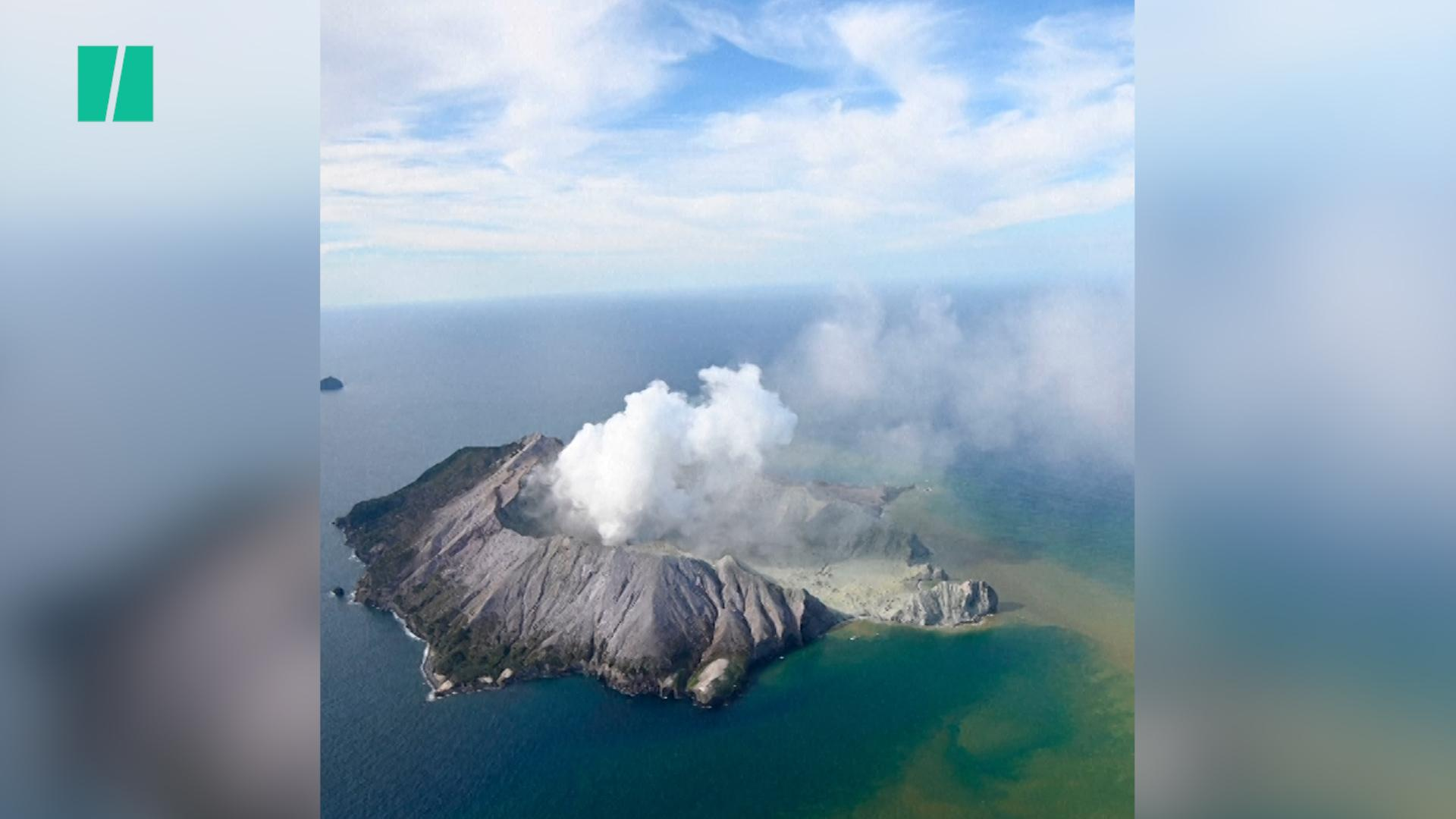 New Zealand Volcano: Five Dead And Multiple Injured After Eruption On White Island