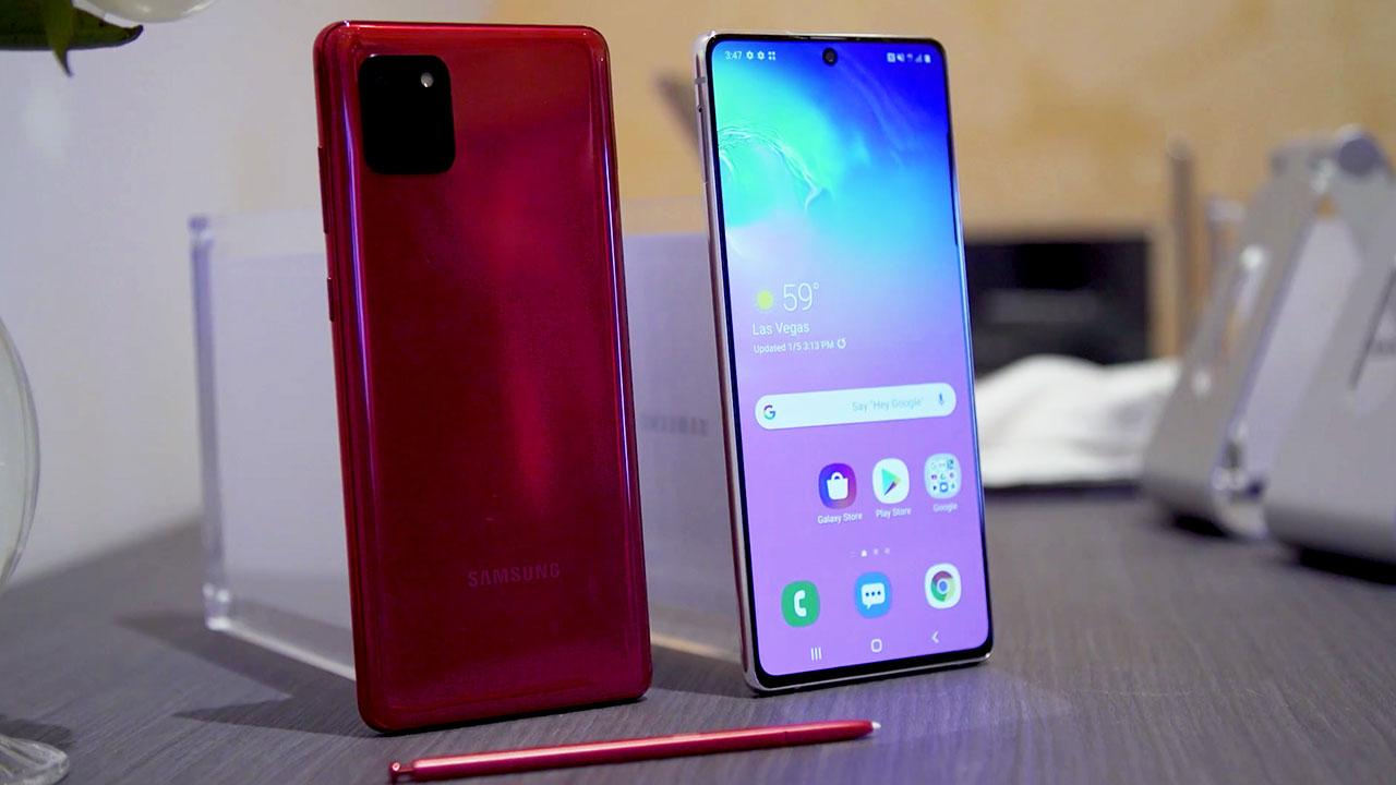 Samsung Galaxy S10 Lite and Note 10 Lite hands-on: We have questions