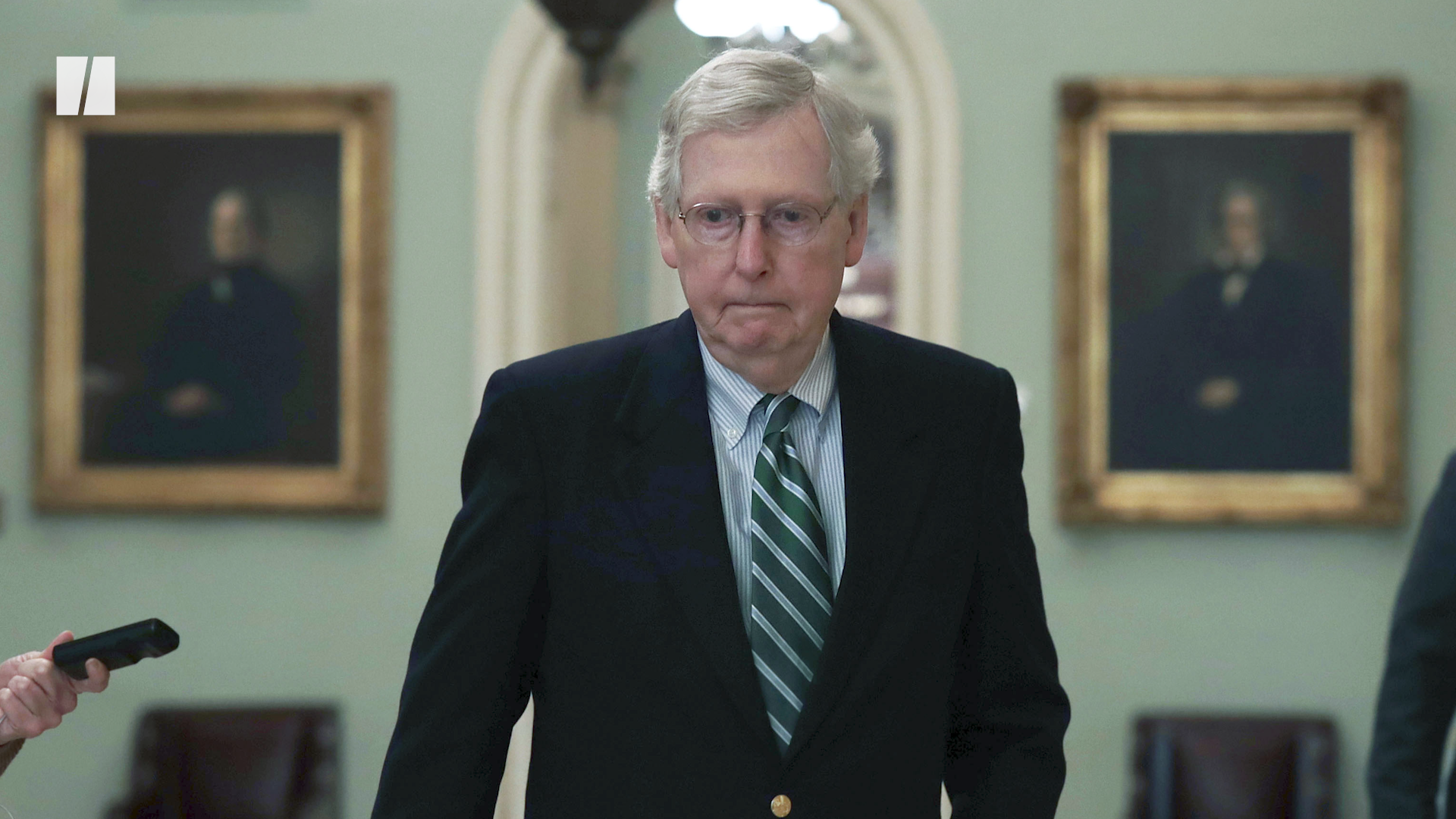 Carl Bernstein Hits Mitch McConnell With Scathing New Nickname That Explodes On Twitter