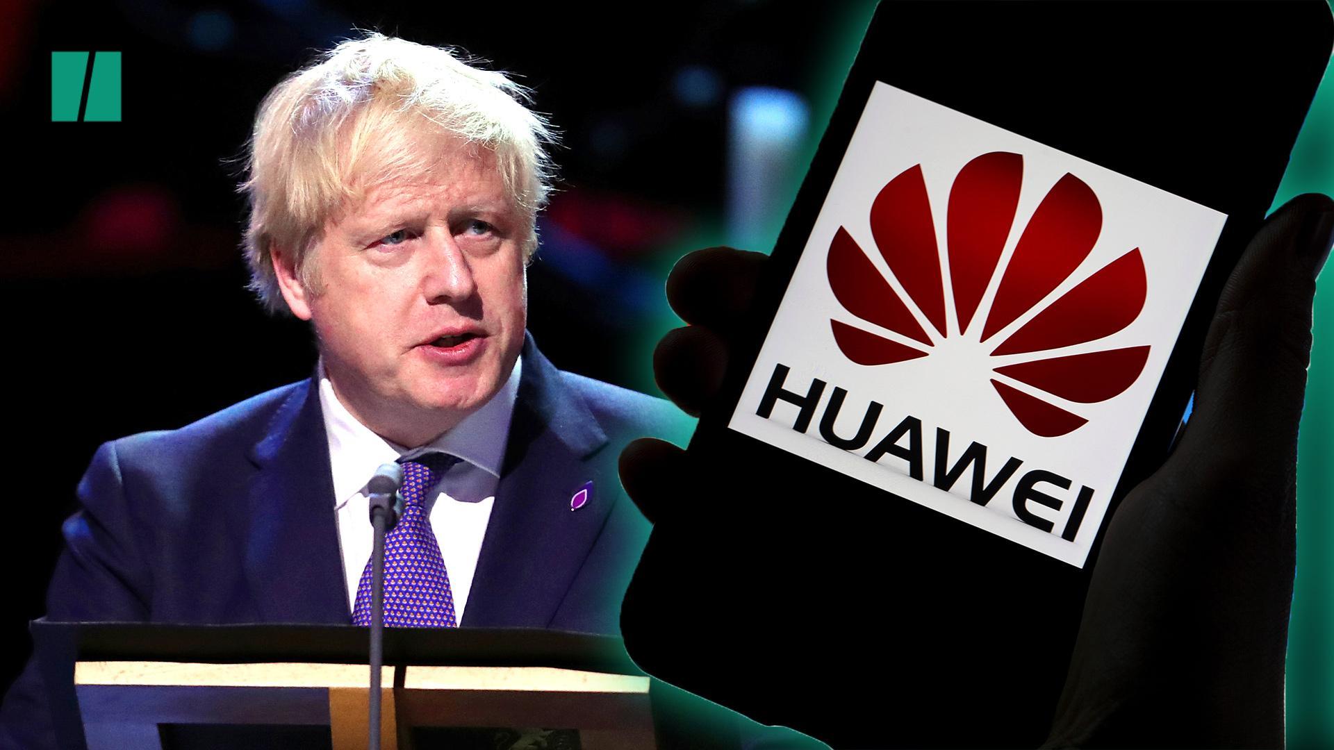 Boris Johnson Approves Huawei 5G Plan