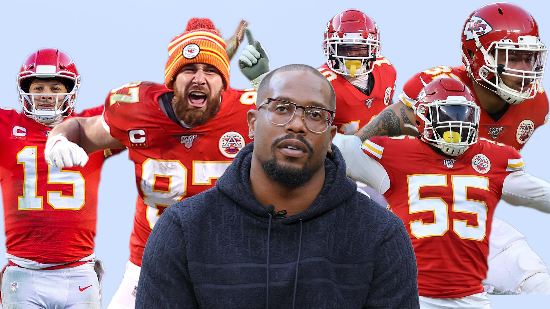 Super Bowl LIV: Von Miller lists pros and cons for the Chiefs and 49ers
