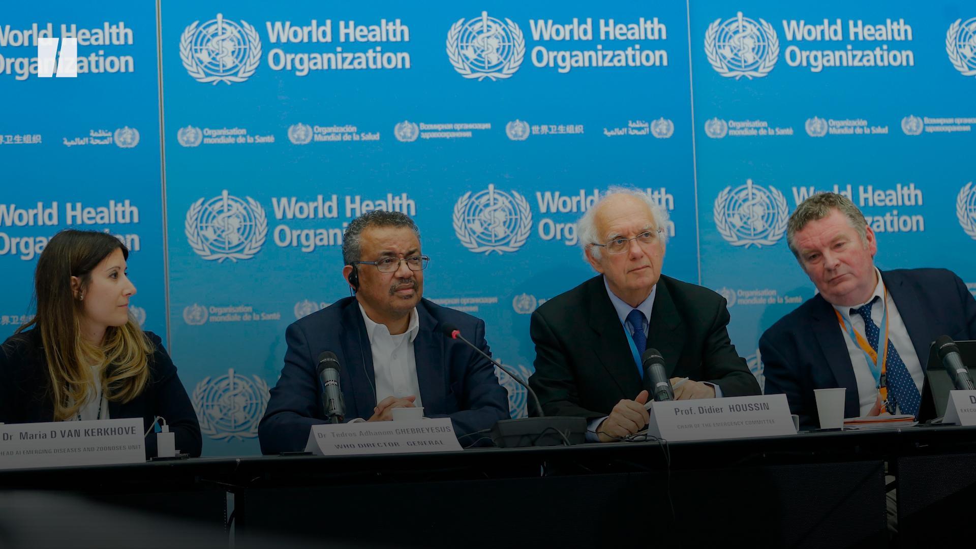 WHO Declares Global Health Emergency For Coronavirus As Cases Top 7,800