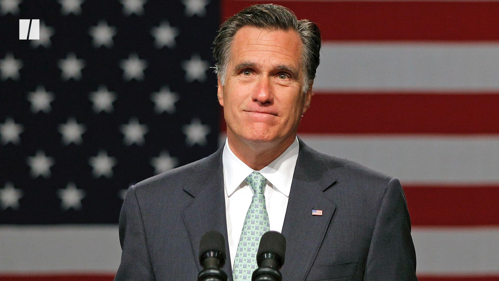 Will Mitt Romney Face Punishment For Having A Conscience?
