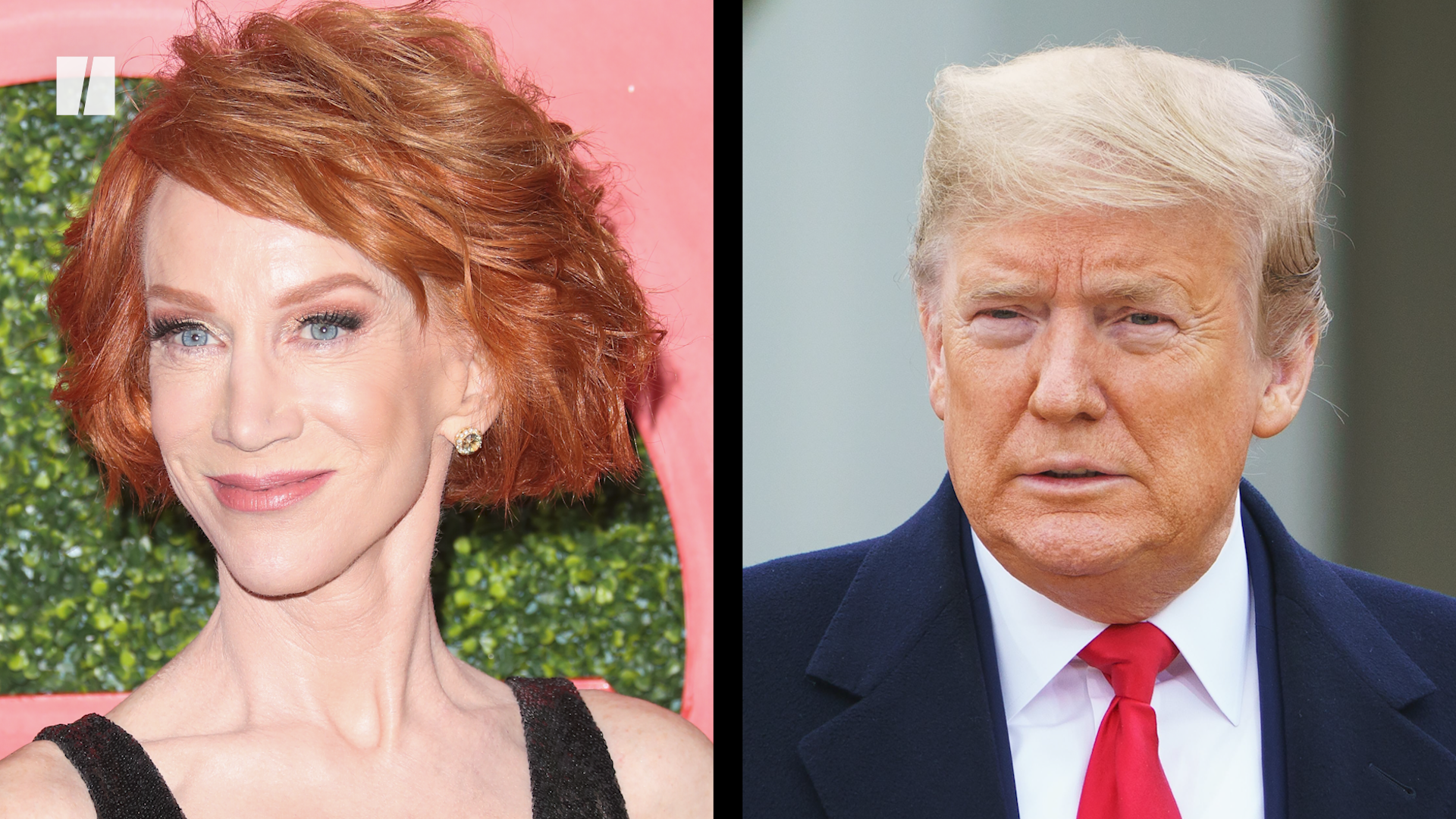 Kathy Griffin Sparks Anger With Tweet About Injecting Donald Trump With Air